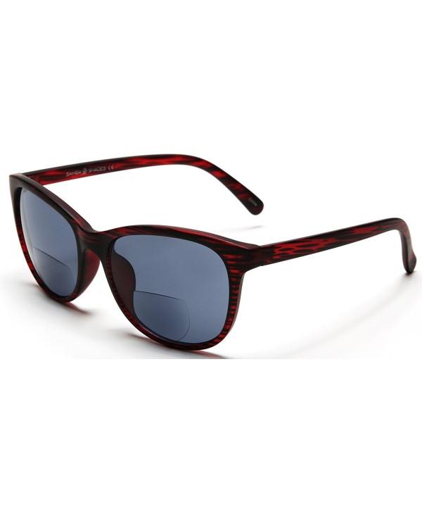 Bi Focal Readers Wayfarer Sunglasses Magnification