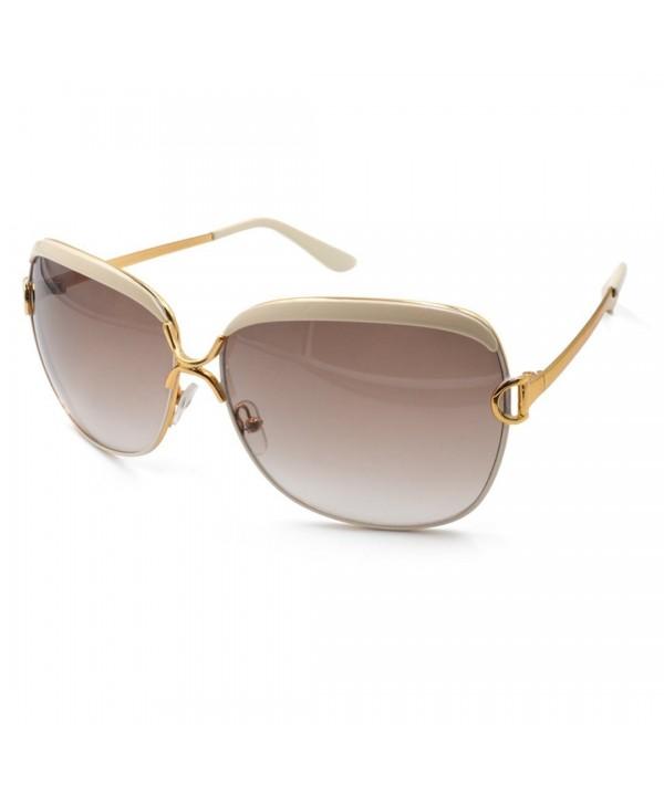 Oversized Sunglasses Protection Wayfarer Unbreakable
