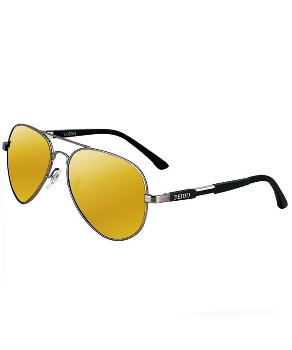 FEIDU Polarized Vintage Sunglasses sunglasses