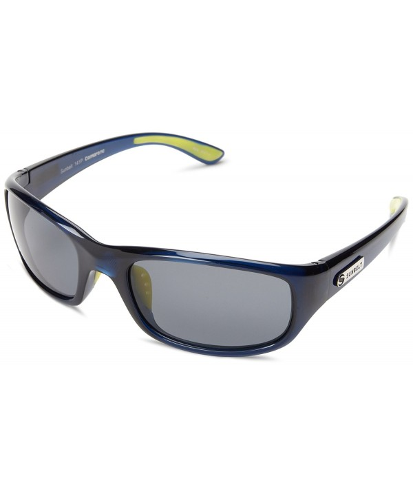 Sunbelt Camarone 141 Rectangular Sunglasses