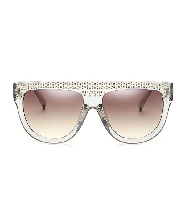 Slocyclub Shades Square Aviator Sunglasses