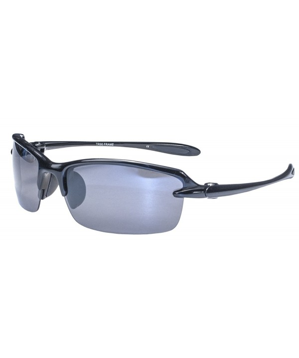 JiMarti P132 Polarized Sunglasses Black