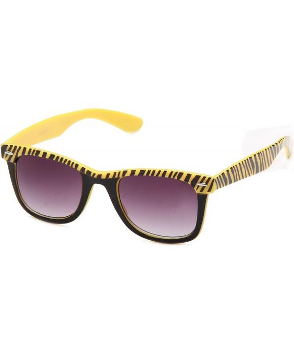 Brothers Wayfarer Styles Retro Sunglasses