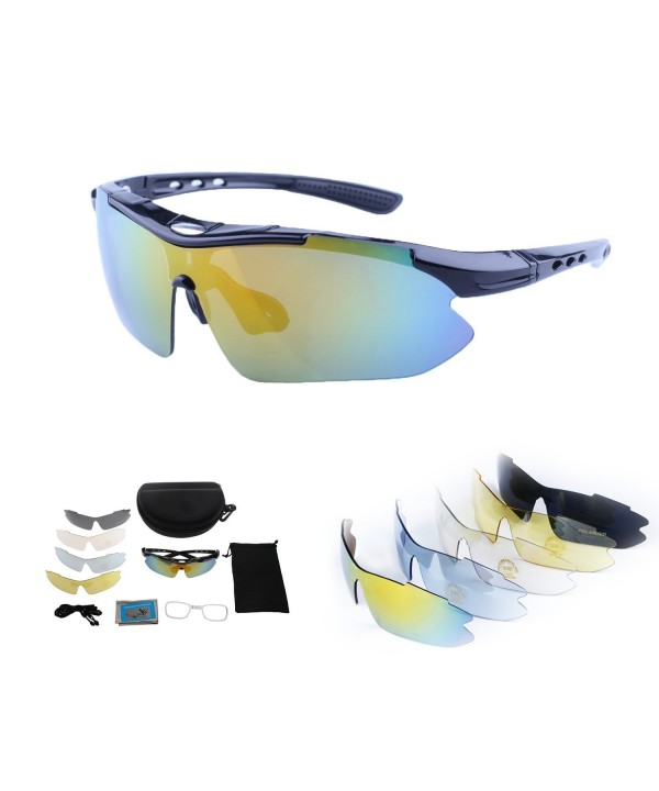 Polarized Sunglasses Baseball Unbreakable Interchangeable