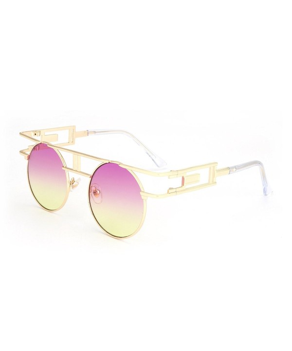 ROYAL GIRL Steampunk Sunglasses Gradient