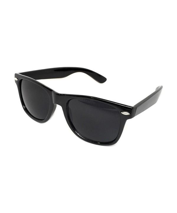 WebDeals Mirror Reflective Rimmed Sunglasses