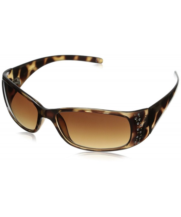 Foster Womens Amber Sunglasses Tortoise