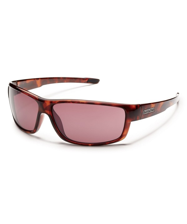Suncloud Voucher Polarized Sunglasses Tortoise