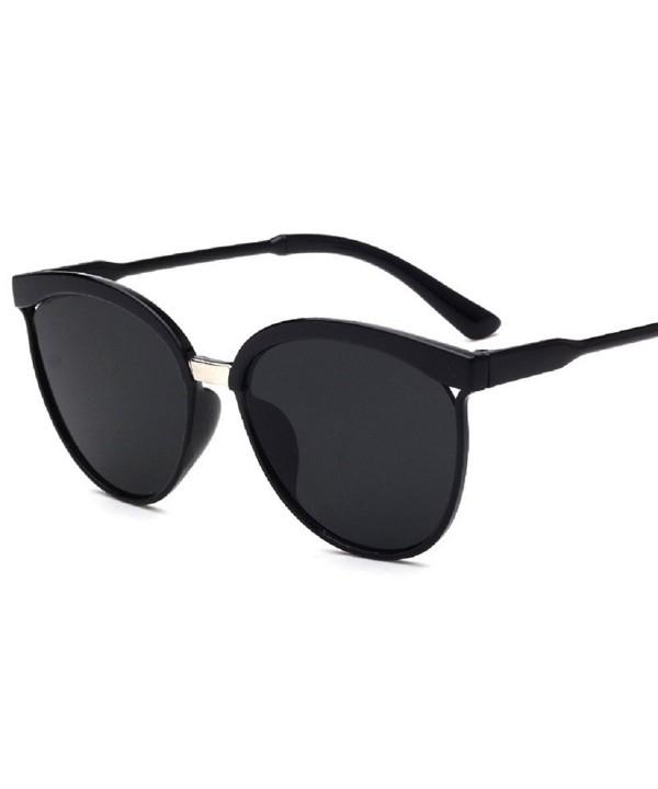 Fullkang Glasses Outdoor Mirrored Sunglasses