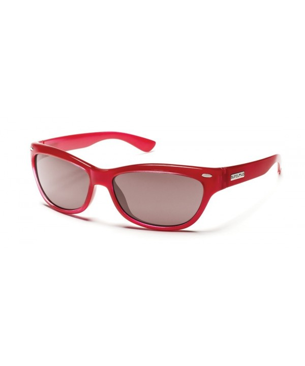 Suncloud Tabby Polarized Sunglass Strawberry