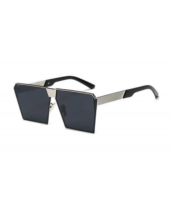 GAMT Fashion Mirrored Designer Sunglasses