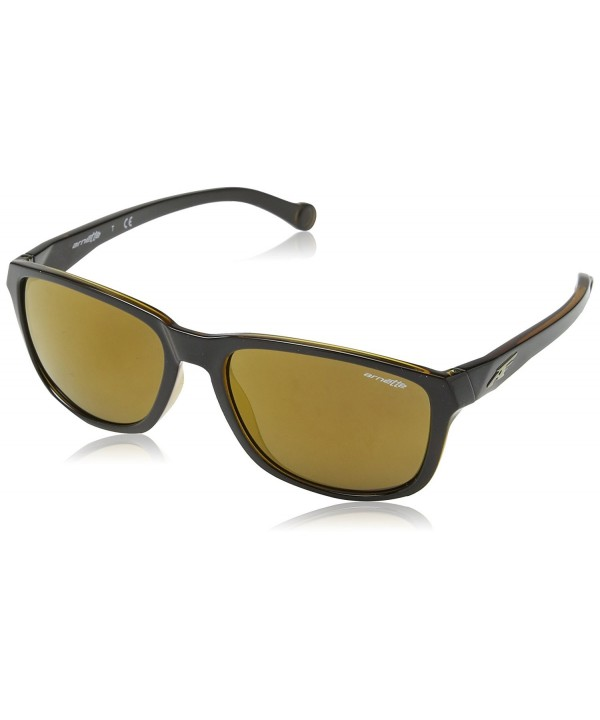 Arnette Straight Cut Unisex Sunglasses