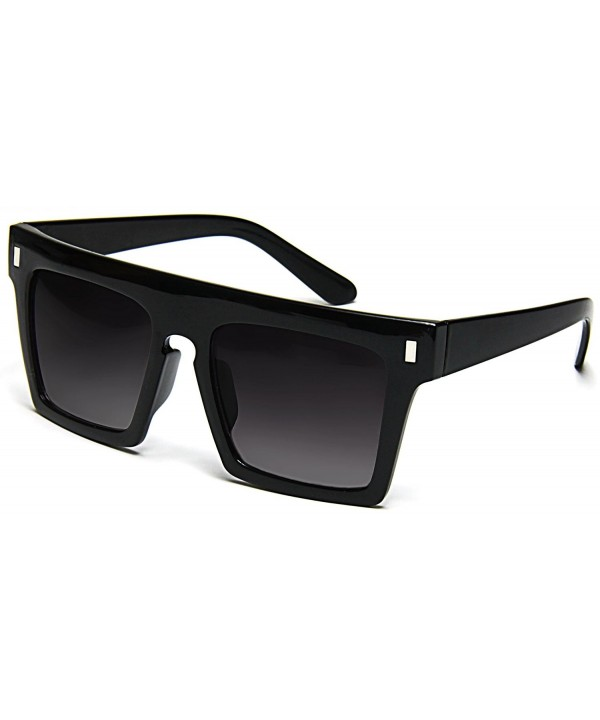 Tantino Sunglasses Designer Square Gradient