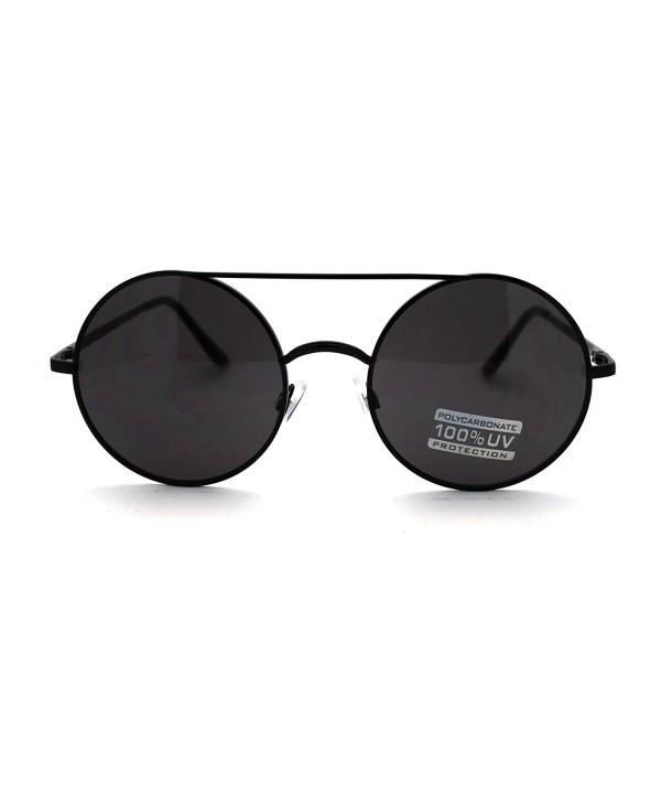 Fashion Double Bridge Lennon Sunglasses
