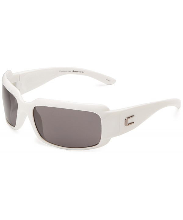 Crush Womens Calypso Sunglasses White