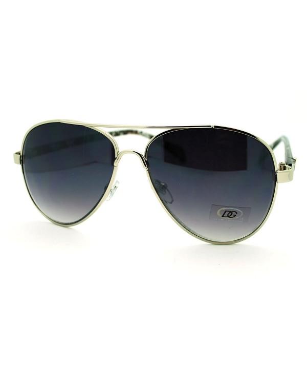Womens Classic Aviator Sunglasses Reptile