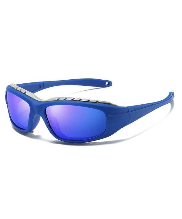 BLEVET Sunglasses Polarized Running Cycling