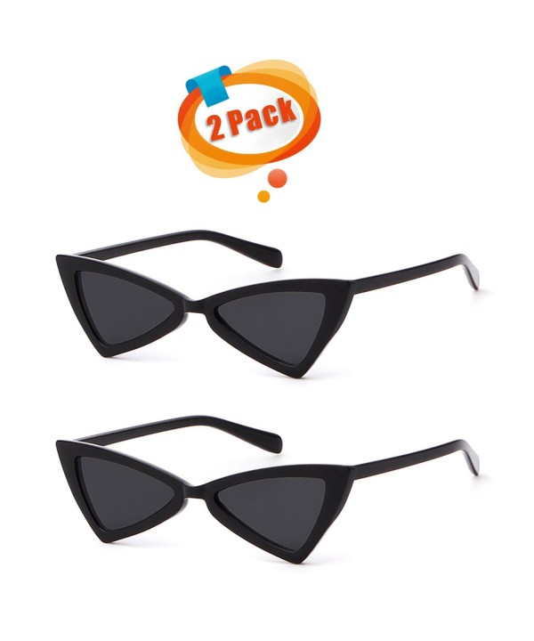 Butterfly Sunglasses Fashion Triangle Glasses