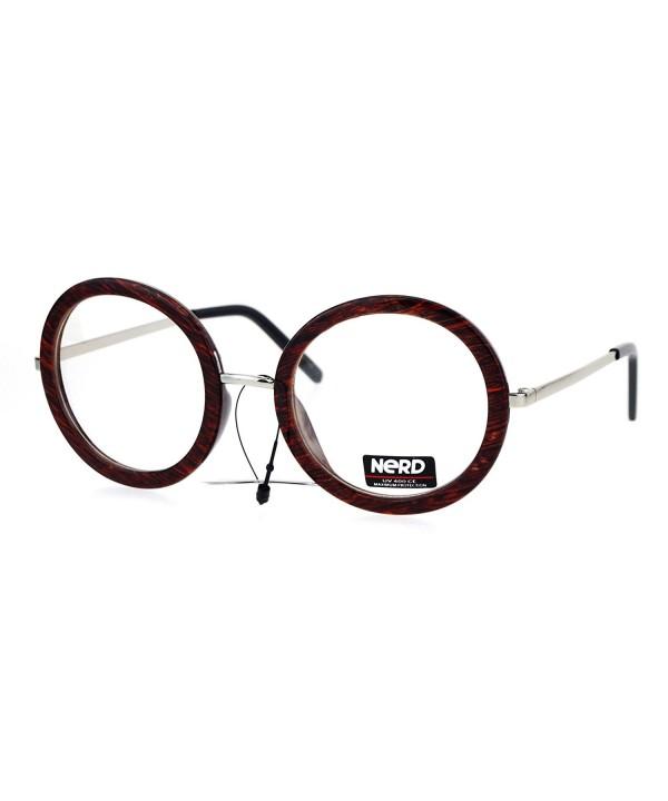 Womens Clear Glasses Oversized Eyeglasses