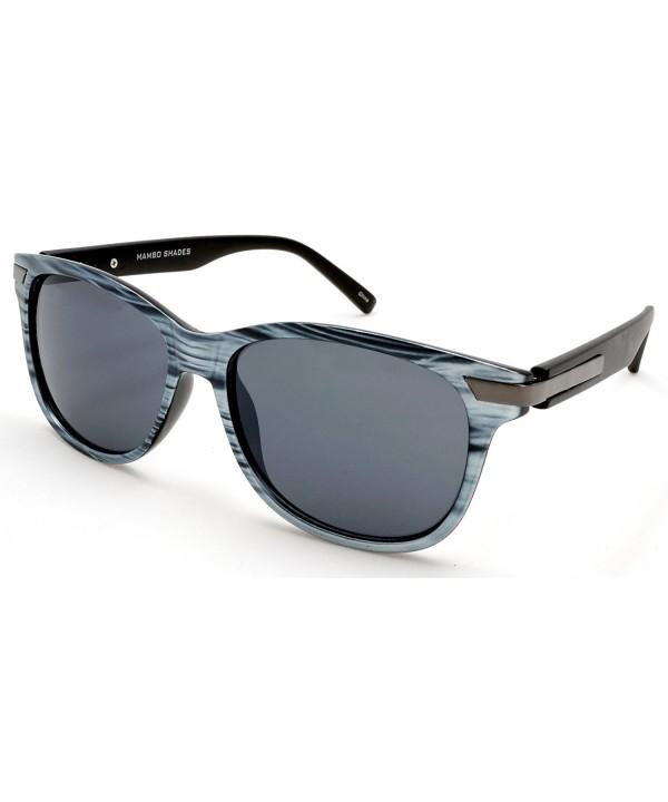 Unisex Modern Classic Wayfarer Sunglasses
