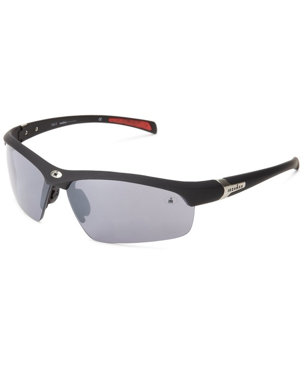 Ironman Principle Semi Rimless Sunglasses Rubberized
