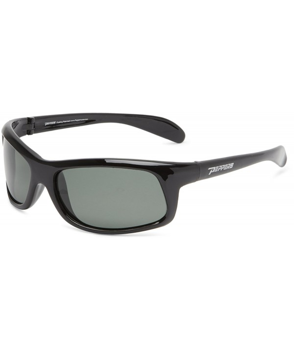 PEPPERS Strike Sunglasses Black Frame