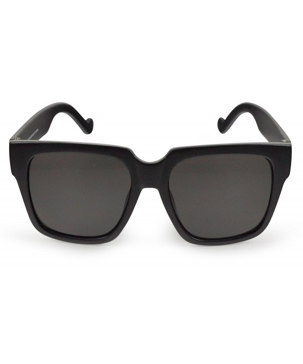 SoMuchSun Oversized Bridge Sunglasses Polarized