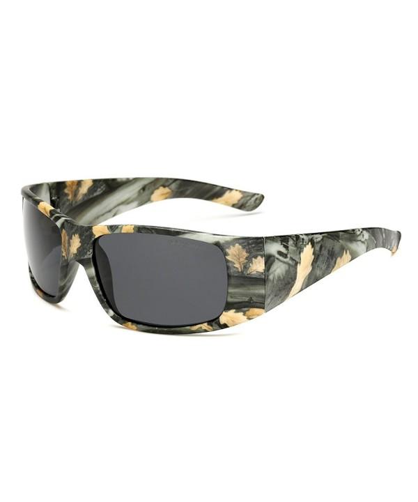 LongKeeper Camouflage Sunglasses Polarized Goggles
