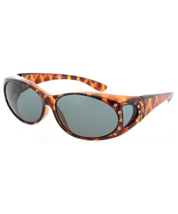 Women Polarized Over Cover Sunglasses