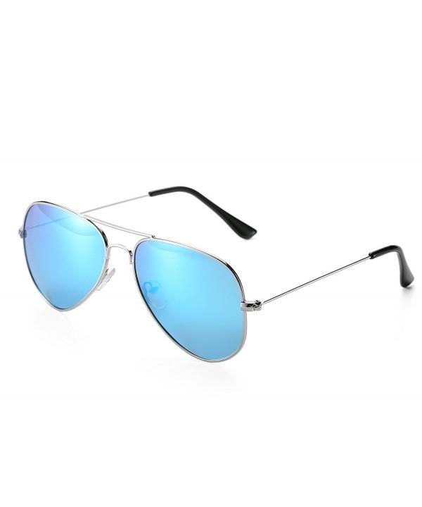 QORENY Handcrafted Designer Polarized Sunglasses