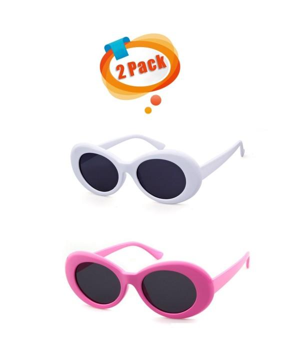 Cobain Classic Retro SunglassesFrame SunGlasses