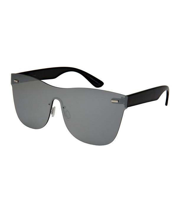 Edge I Wear Sunglasses Mirrored 55687 FLREV 2