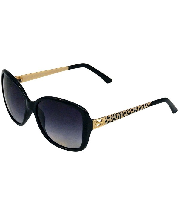 GUESS Womens Acetate Oversized Sunglasses