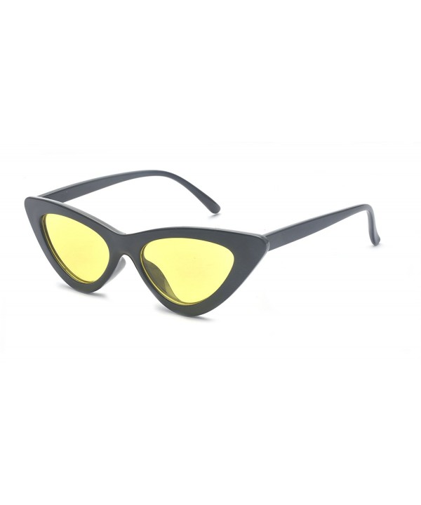 Kelens Women Exaggerated Tinted Sunglasses