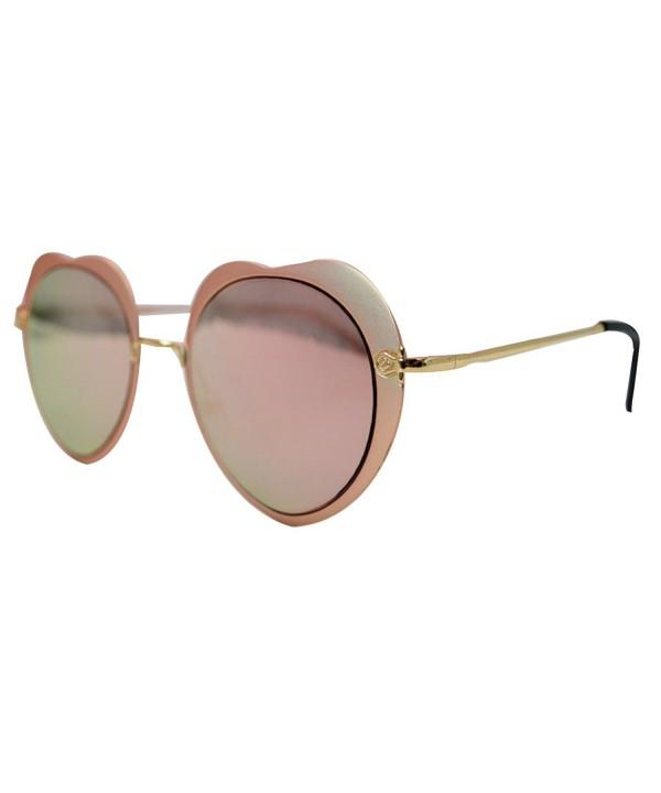 Felice Fashion Color Mirror Sunglass