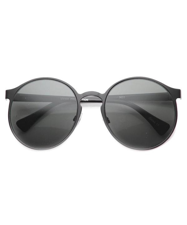 zeroUV Womens Oversized Keyhole Sunglasses