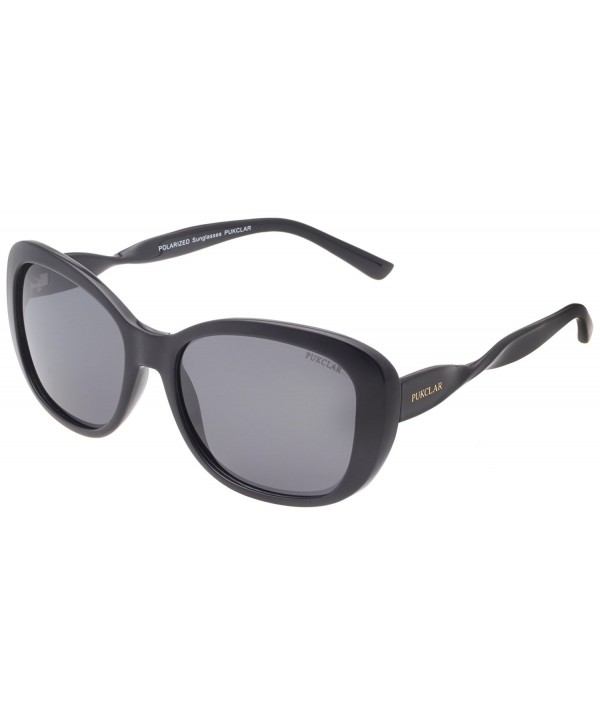 PUKCLAR Oversized Sunglasses Polarized Protection