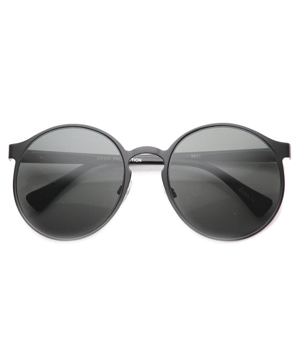 zeroUV Womens Oversized Keyhole Sunglasses