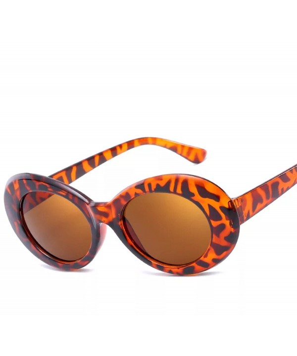 Goggles Sunglasses Inspired Vintage Leopard
