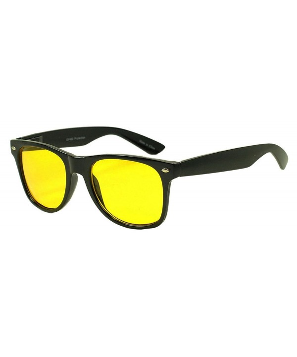 SunglassUP Colorful Classic Wayfarer Sunglasses