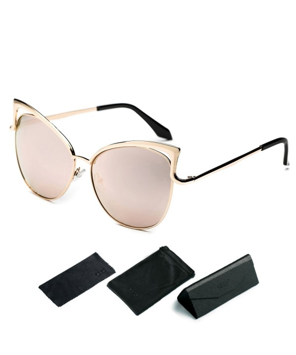 CHB Mirror Street Fashion Sunglasses