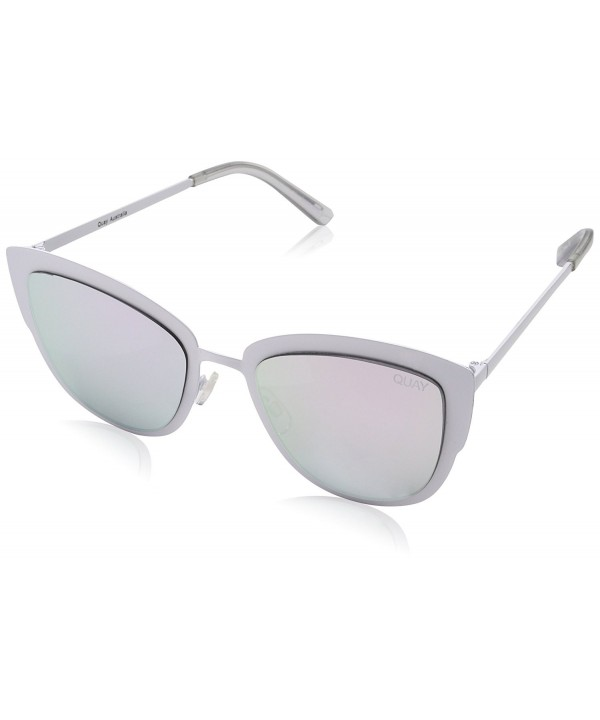 Quay Australia Womens Sunglasses Oversized