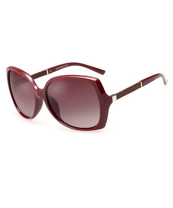 Oversize Fashion Protection Sunglasses Carminum