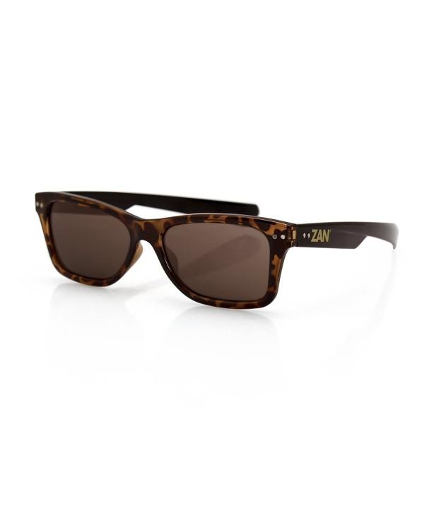 Zanheadgear Trendster Sunglasses Tortoise Lenses
