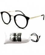 V155 vp Style Vault Sunglasses Silver Clear