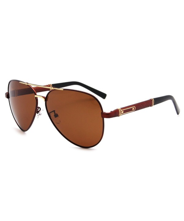 AMZTM Classic Oversized Polarized Sunglasses