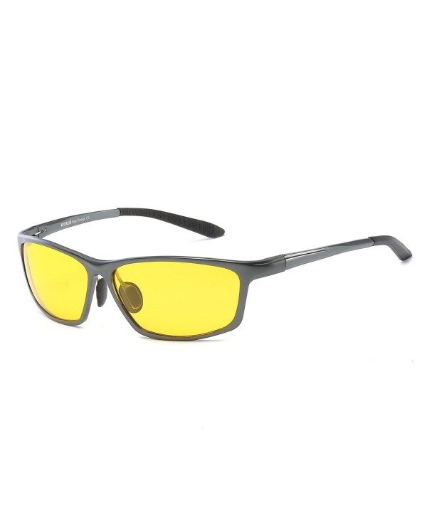 Cheetah Polarized Anti glare Sunglasses Gunmetal