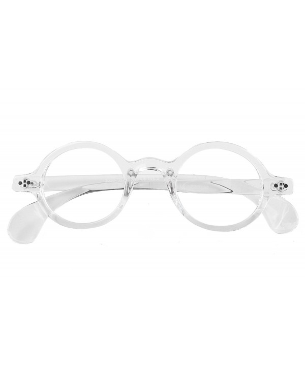 Beison Small Round Eyeglasses Glasses
