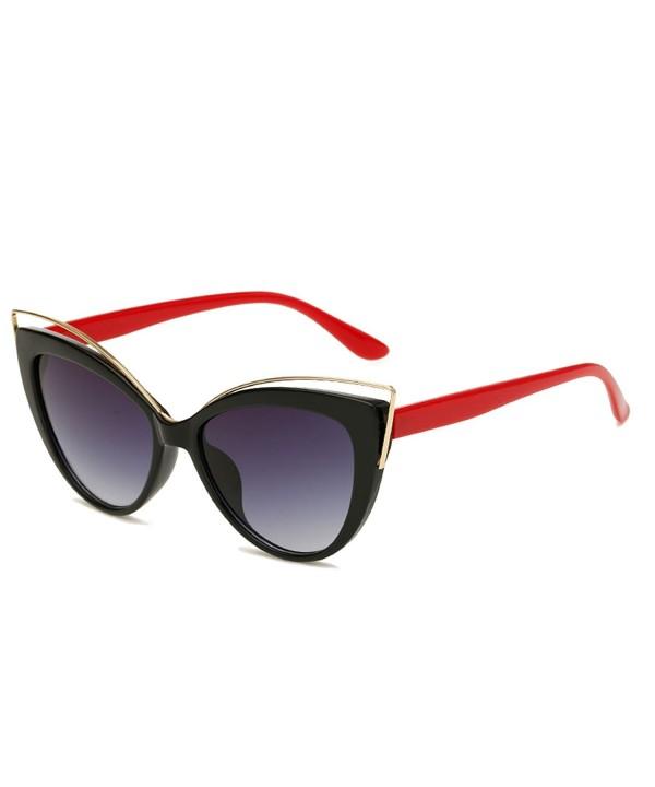 KELUOZE Polarized Sunglasses Aviator Wayfarer