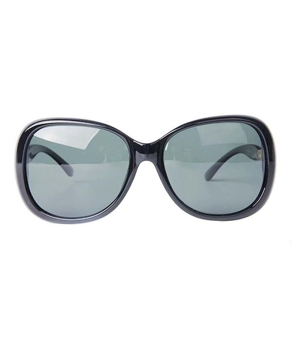 Classic Oversized Polarized Goggles Sunglasses